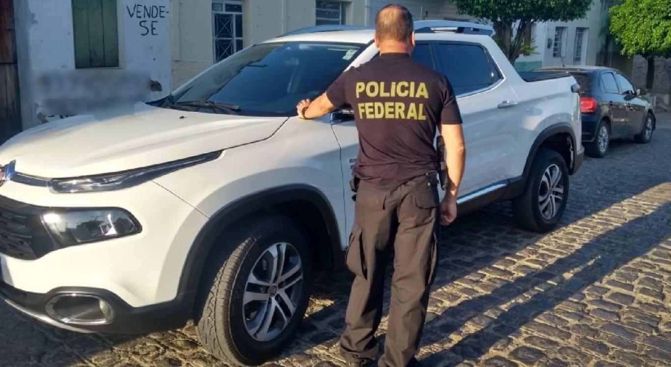 Polícia realiza operação em Pernambuco