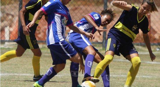 Futebol Feminino em crescimento no Recife Bom de Bola