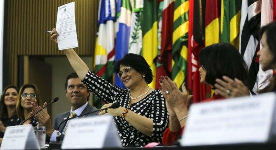 Governo lança projeto para ajudar mulheres vítimas de violência
