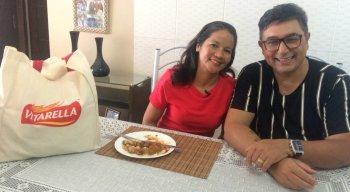 Chef Wellington preparou Coxinhas de Frango ao Molho Madeira na casa da Ozanir