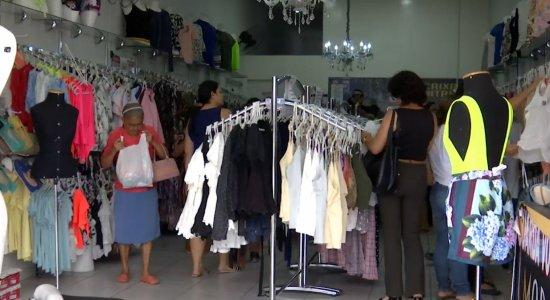 Comércio do Recife já se prepara para as vendas de Natal
