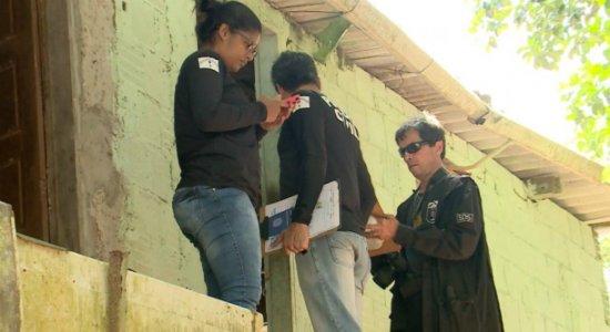 Polícia apreende adolescentes suspeitos de matar casal em Jaboatão