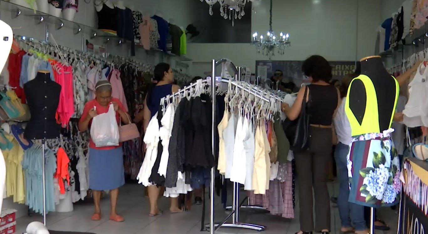 Comércio de Caruaru teve queda de empregos entre janeiro e agosto de 2019