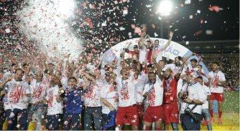 Náutico conquista o primeiro título nacional