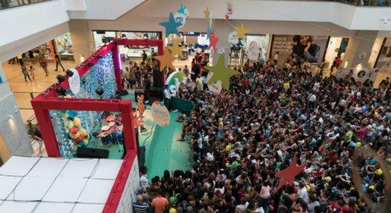 Infância Cidadã leva muita música e teatro a Olinda