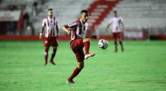 Thiago é vendido para o Flamengo como a maior transação da história do Náutico