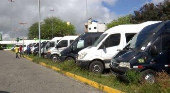 Agora veículos regulamentados podem circular normalmente após decreto do Governo de Pernambuco