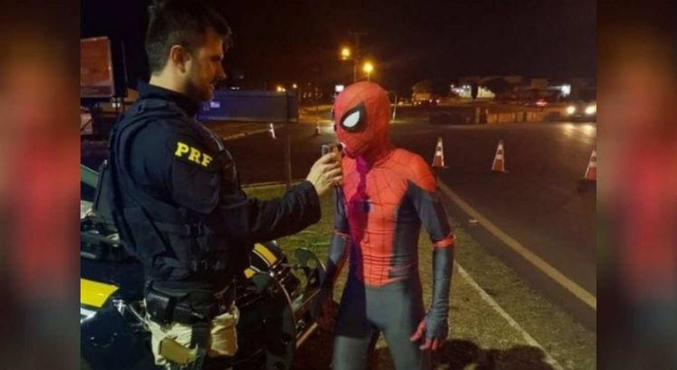 O personagem da Marvel, na verdade era um ator que havia se apresentado em um rodeio