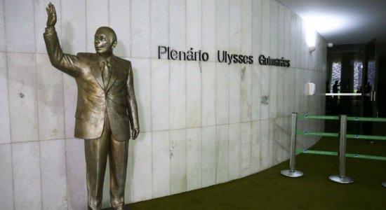 Câmara faz homenagem aos 103 anos de nascimento de Ulysses Guimarães