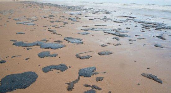 Petrobras retira mais de 200 toneladas de resíduo oleoso de praias