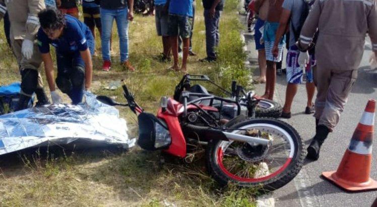 Motociclista é assassinado após briga de trânsito em Olinda