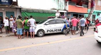 A vítima foi identificada como Criciano André Bezerra da Silva, de 25 anos
