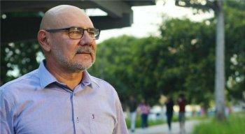 Alfredo Gomes foi o candidato mais votado pela comunidade universitária numa consulta acadêmica em dois turnos
