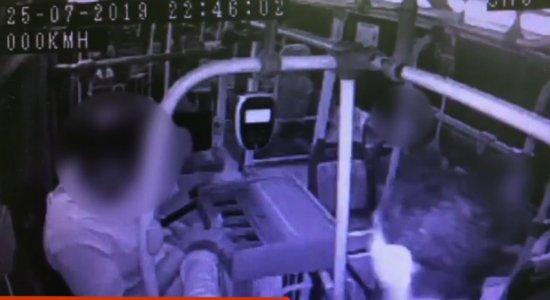 Assaltantes são presos com ajuda de imagens de câmeras de segurança