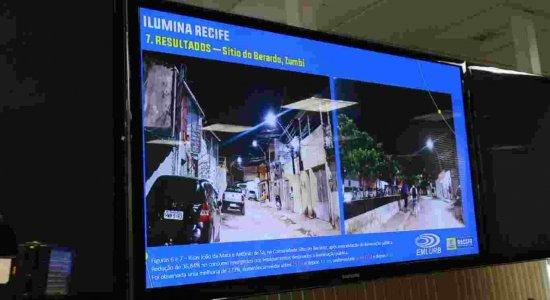 Prefeitura anuncia instalação 30 mil pontos de iluminação em led no Recife