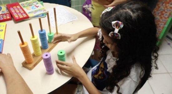 Olinda: projeto de inclusão atende crianças com necessidades especiais