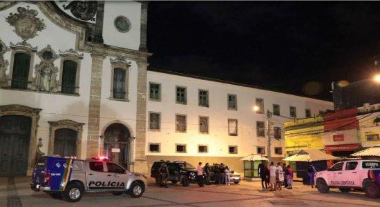 Segundo envolvido em morte de idoso, no Centro do Recife, é preso