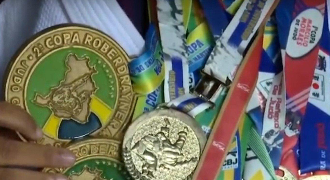 Atletas vem conquistando cada vez mais medalhas em competições