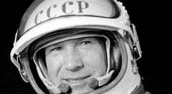 Alexei Leonov foi a primeiro a andar do lado de fora de uma espaçonave em 1965