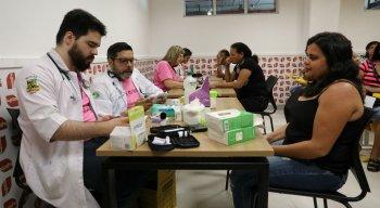O evento visa conscientizar às mulheres de Brasília Teimosa e do Pina a respeito do câncer de mama