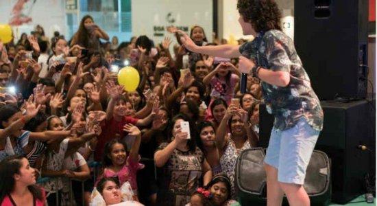 Evento do projeto Infância Cidadã celebra o Dia das Crianças