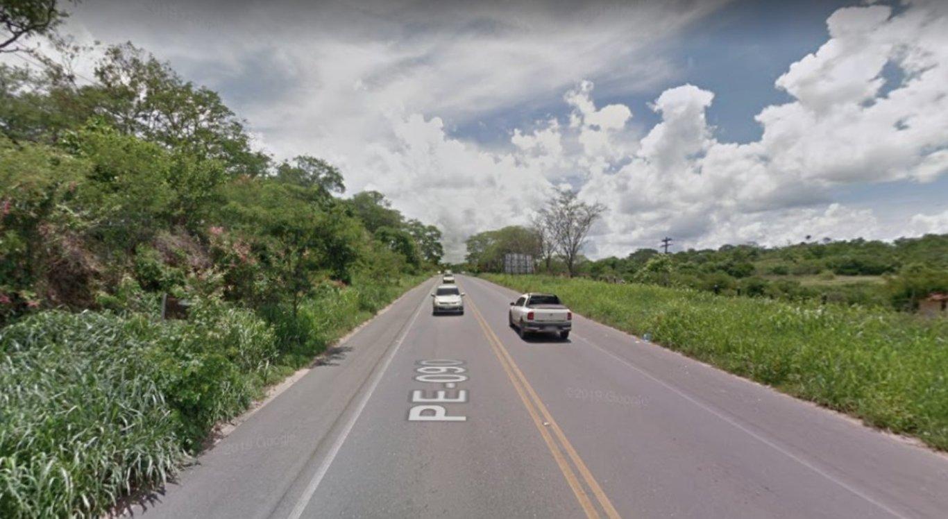 Homem morre após acidente na PE-90, em Limoeiro