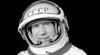 Alexei Leonov foi um cosmonauta da era soviética