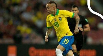 Brasil dicou no 1 x 1 contra a Nigéria