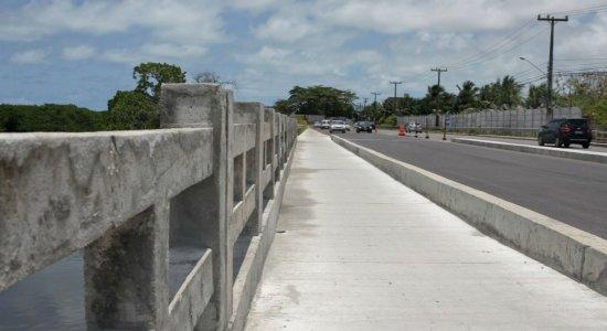 Prefeitura diz que retirada de sinalização da Ponte do Janga é ''uma ação criminosa''