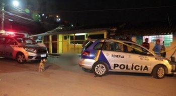 O crime aconteceu na Rua Rio Solimões