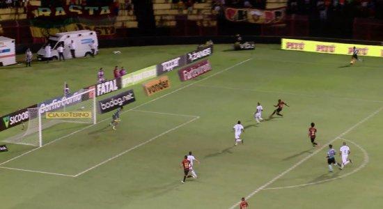 Sport vence o Cuiabá na Ilha por 2x0 e completa seis jogos invicto