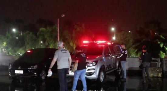 Homem suspeito de tentar matar ex-companheira é preso