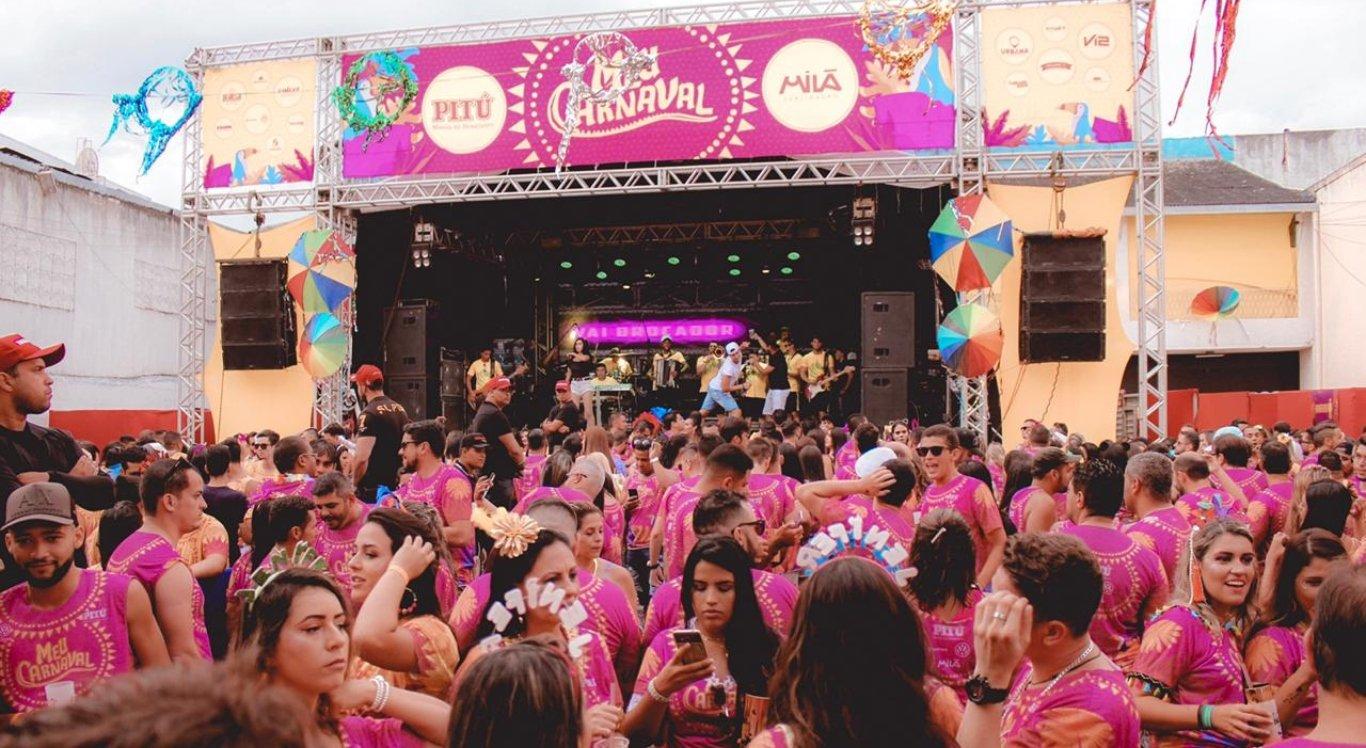 """Evento """"Meu Carnaval"""" anima semana pré carnavalesca em Caruaru"""