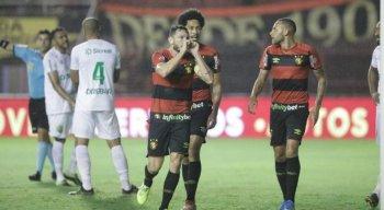 Sander já marcou dois gols pelo Sport na Série B