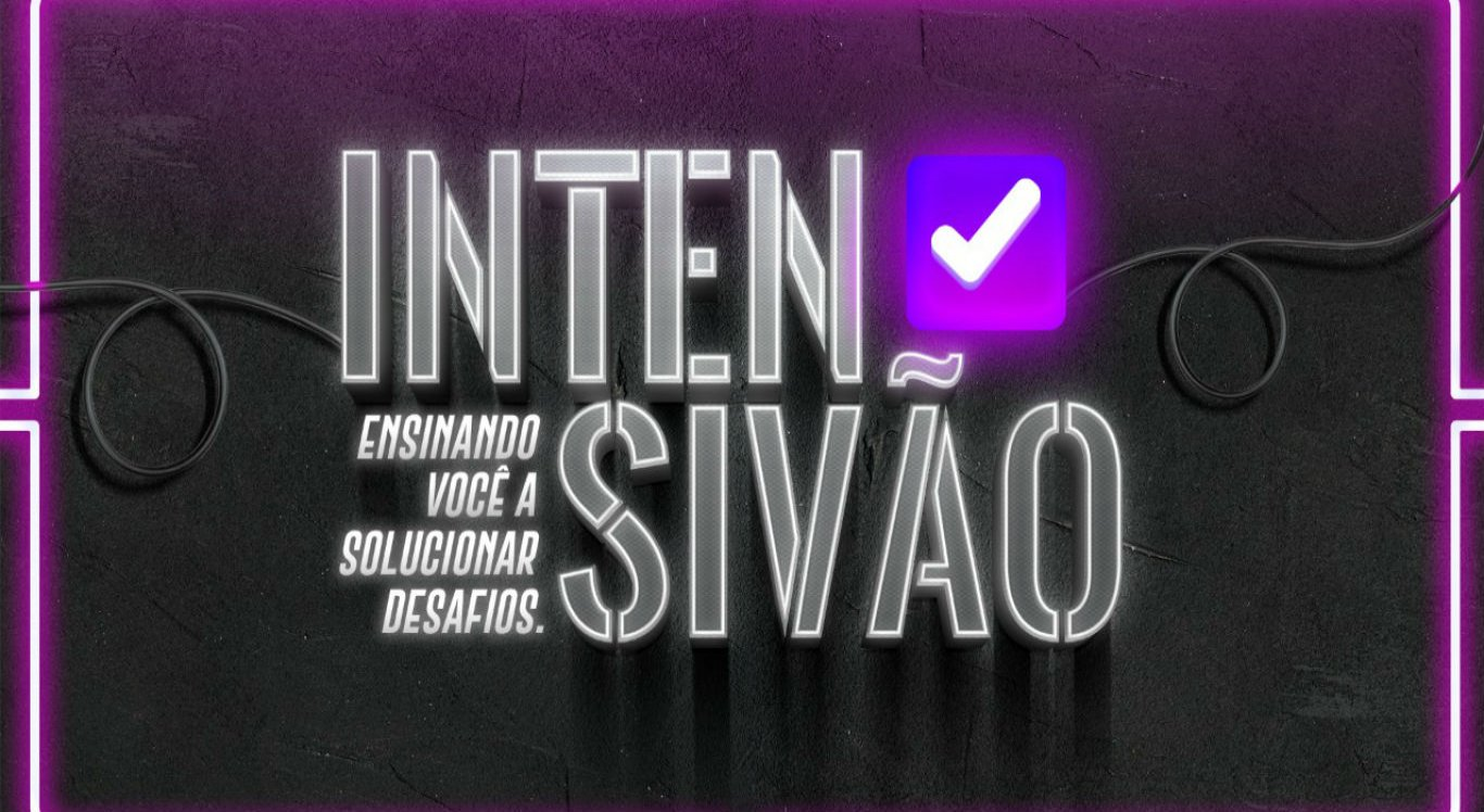 Projeto Intensivão, da TV Jornal Interior