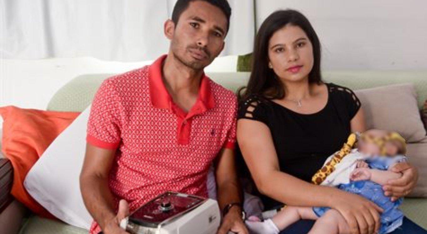Pais da menina entraram com o pedido do Spinraza no dia 8 de outubro