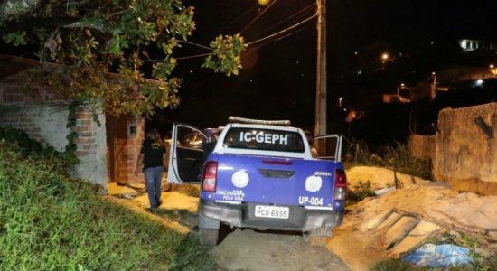 Dois irmãos são assassinados a tiros em Jaboatão