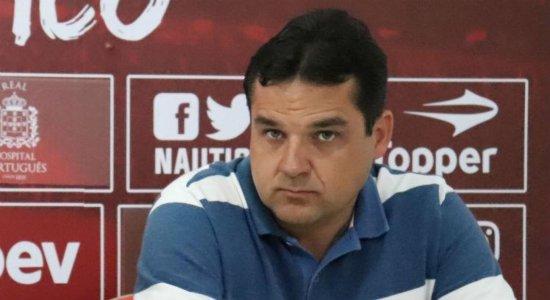 Vice-presidente do Náutico avalia possível sede única no Pernambucano e no Nordestão