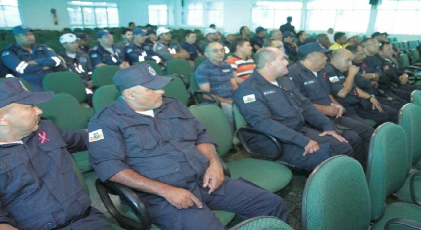 Seminário da Guarda Municipal de Serra Talhada