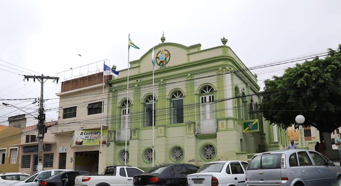 Prefeitura de Bezerros no Agreste de Pernambuco