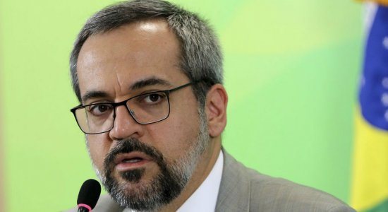 """Ministro da Educação Weintraub: """"tentam deturpar minha fala para desestabilizar a nação"""""""