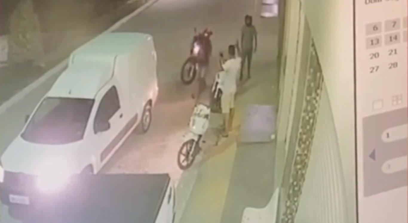 Circuito mostra assalto em Toritama
