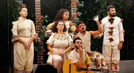 Festival de Teatro realiza espetáculos no Recife
