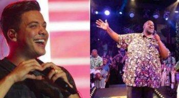 O caso aconteceu durante um show que os dois fizeram no Recife