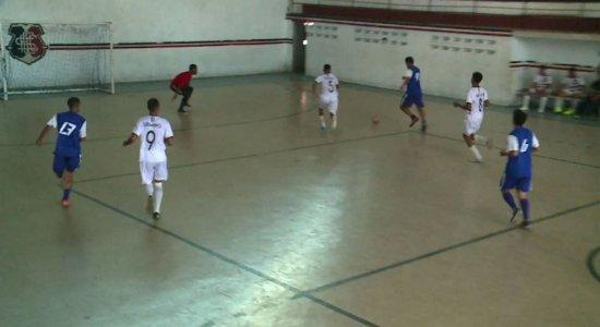 Recife Bom de Bola: A3 vence Panelinha por 1 a 0 na categoria futsal
