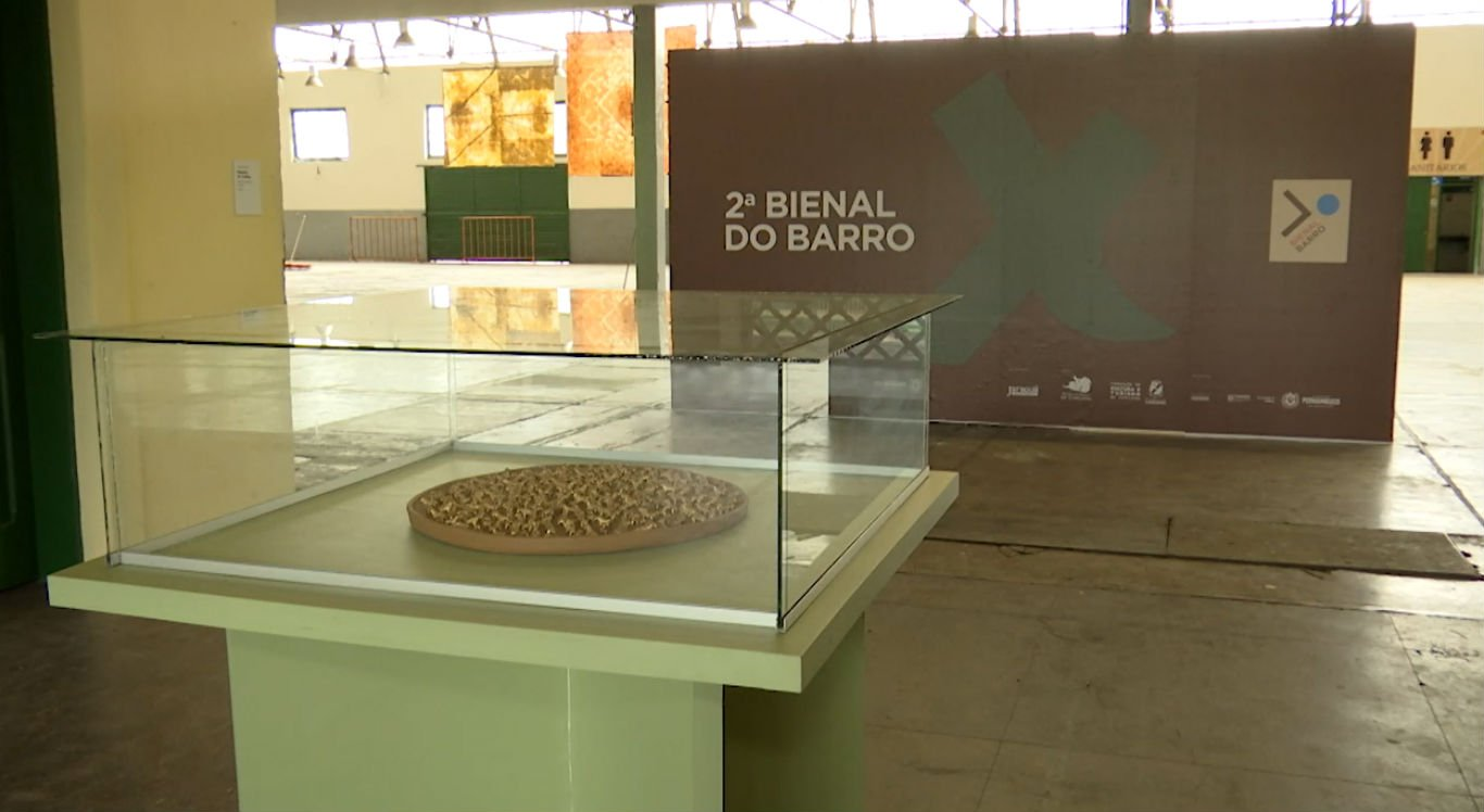 2ª Bienal do Barro está sendo realizada na Fábrica da Caroá