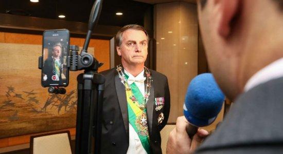 Reforma administrativa será 'suave', afirma Bolsonaro
