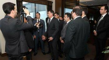 Presidente Jair Bolsonaro está em viagem oficial de dez dias por cinco países da Ásia e Oriente Médio