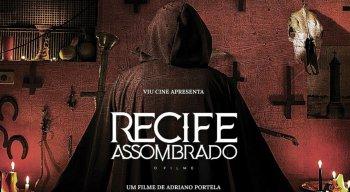 Cartaz do filme 'Recife Assombrado'
