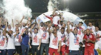 Náutico conquistou o título da Série C em cima do Sampaio Corrêa